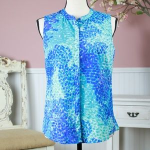 Apt. 9 Sleeveless Blouse Size SP